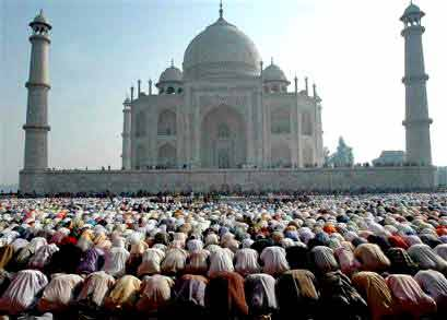 Intalnirea cu musulmanii