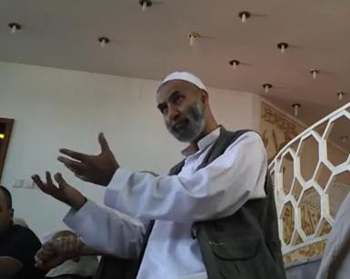 Intalnirea cu Musulman Mod Omul in cautarea unei femei pentru nunta poligamica